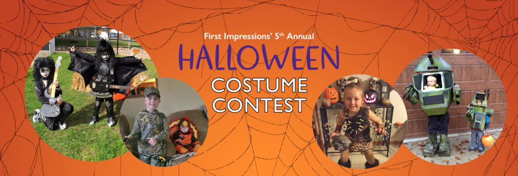 First Impressions pediatric dentistry and orthodontic's halloween costume contest